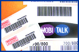 Malaysia Barcode Labels